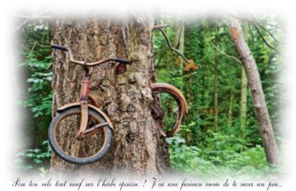Pose ton vélo