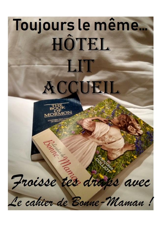 Montage Rosalie hôtel