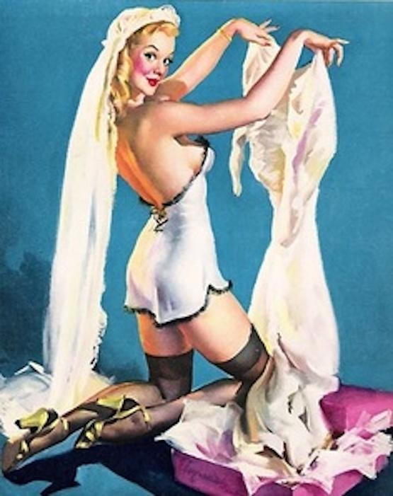 vintage-bachelorette-party-happy